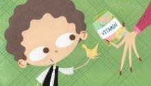 давать ли детям витамины